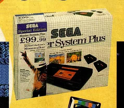 Master System Plus (UK)