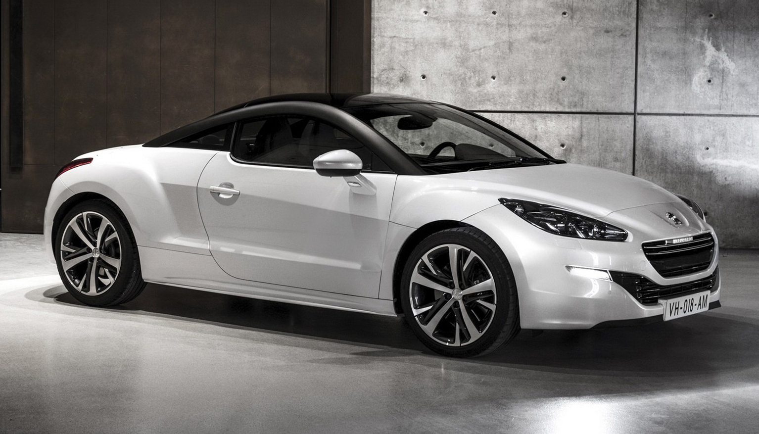 car barn sport peugeot rcz coupe 2013. Black Bedroom Furniture Sets. Home Design Ideas