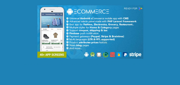 Download Source Code Universal Android Ecommerce Full Patch