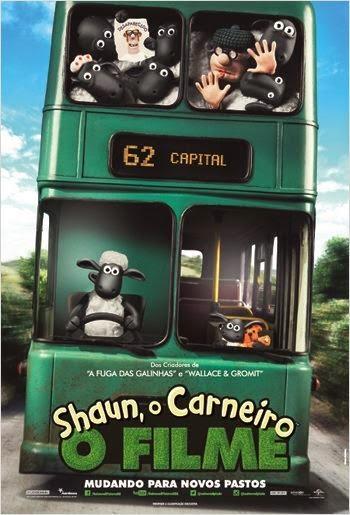 Shaun, O Carneiro – Dublado (2015)