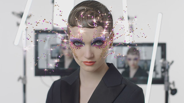 MNSTR and Dior Explore the Future of Makeup with AR Instagram Filter for Holiday 2020 Collection