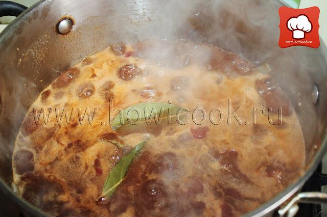 Запеченная говядина в духовке от джейми оливера