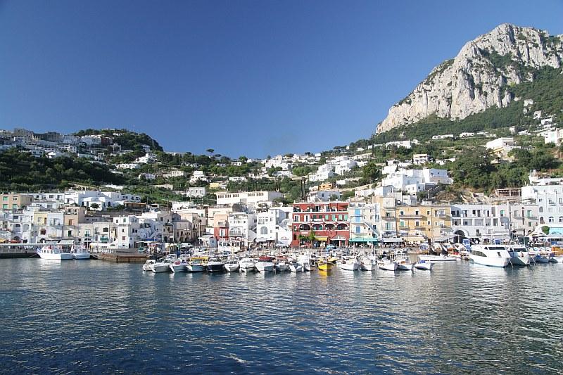 Isle Di Capri Restaurant New York