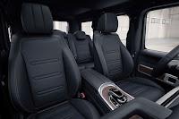 Mercedes-Benz G-Class (2018) Interior