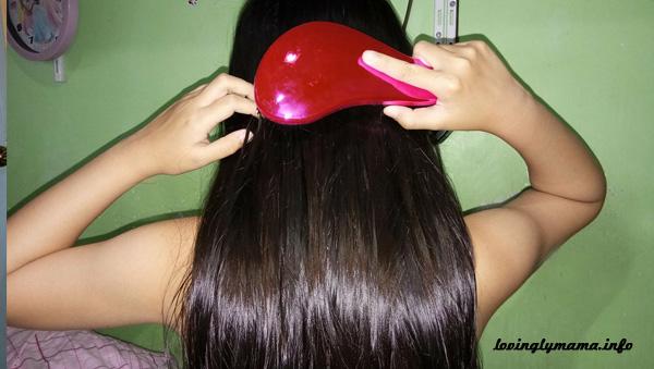 Cacai Detangler Hair Brush - HairFood Co.