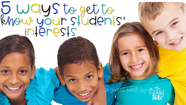If you're on the lookout for great ideas to get to know your students this back to school season, you're in luck! You can get to know your Kindergarten, 1st, 2nd, 3rd, 4th, and 5th grade students with this FREE ideas and downloads at this blog post. You'll see ideas for learning from parents, getting students to collaborate through conversations, learning more during recess, playing a Scoot game, and more. Click through to grab all the freebies now!