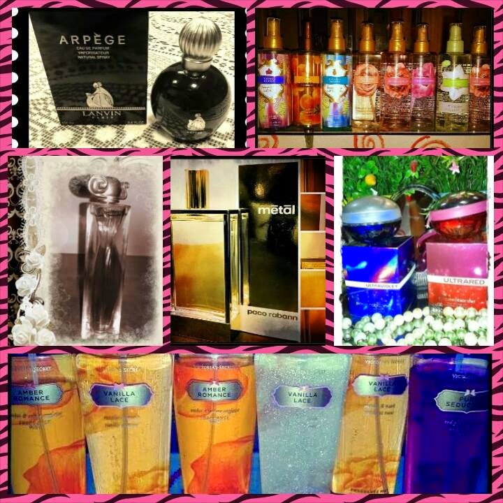 LILI GRASI PERFUME COLLECTION