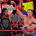 John Cena pasa la antorcha a Roman Reings