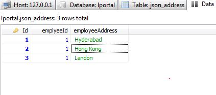 Liferay Custom JSON Web Services on Multiple Tables