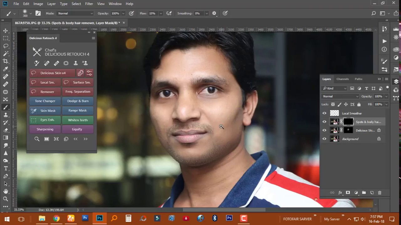 Delicious Retouch 4 1 0 for Photoshop Free Download - Swaroop