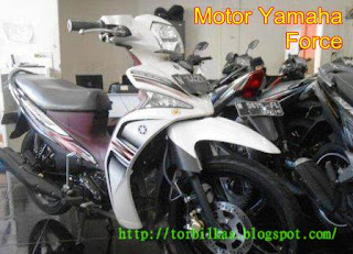 Harga dan Spesifikasi Motor Yamaha Force Second Termurah