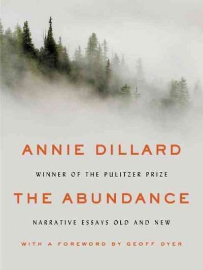 annie dillard essay the chase Annie dillard's purpose of writing the chase was to highlight the differences between children and adults dillard also wrote the story to entertain readers by recounting a comical childhood annie dillard's purpose of writing the chase was to highlight the differences between children and adults.