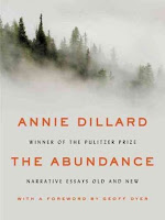 annie dillard the deer at providencia essay Annie dillard purpose in this story is to tell about a deer that was hanging from a rope and struggling and she tells how the village boys would crowd around the deer and observe the character in the story had pity for the deer and dillard was trying to make a point on how people should have pity for.