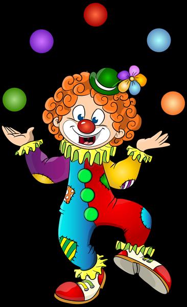 Clown_Transparent_Clip_Art_Image.png (366×600)