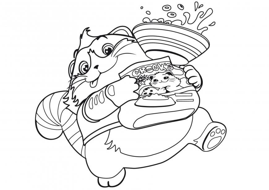 Desenhos Da Lulu: 44 Gatos Para Colorir
