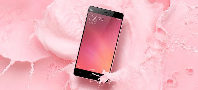 XIAOMI Mi4C colore rosa