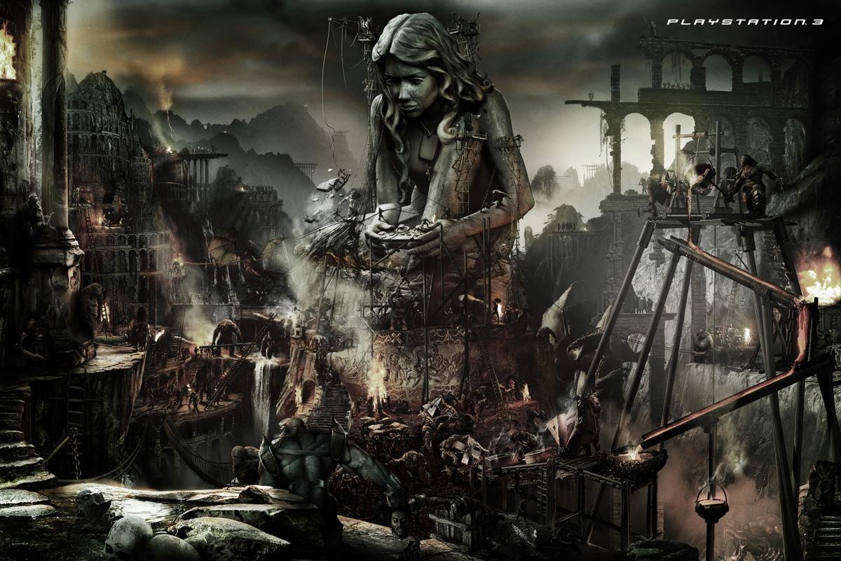 Mund Gamer: Segredo no final God of War 3