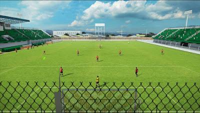PES 2013 Stadium Estádio Diogão by D5ouglas
