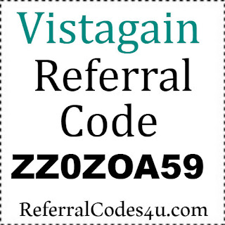 Vistagain App Referral Code, Invite Code, Reviews & Hacks 2018-2019