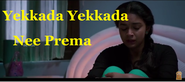 yekkada yekkada nee pream female sad song from nenu local telugu movie