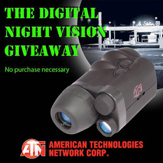 The digital night vision monocular giveaway