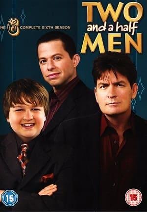 Dois Homens e Meio - 6ª Temporada Torrent 720p / BDRip / Bluray / HD / HDTV Download