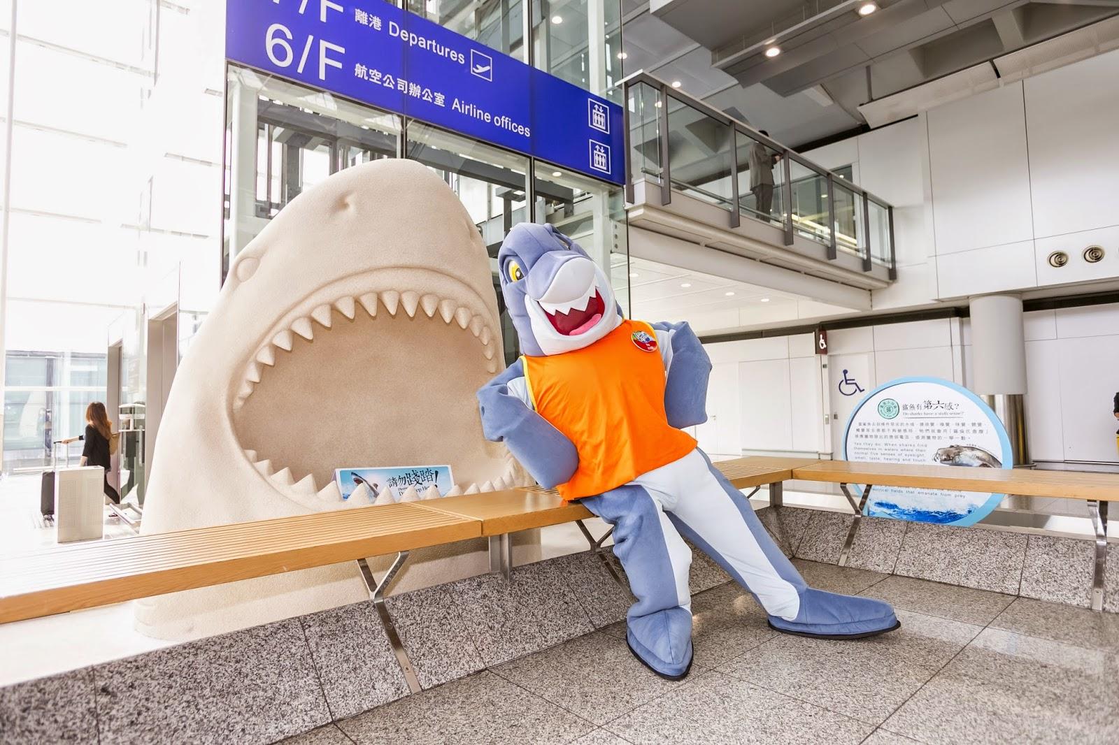 車票 Tickets : 海洋公園 - 尋鯊探秘 (開幕)