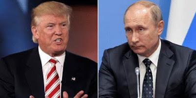 Trump: Putin Presiden yang Lebih Baik dari Obama