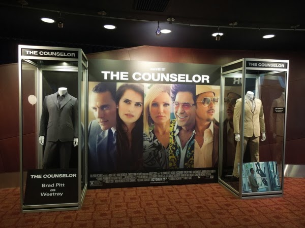 The Counselor movie costumes