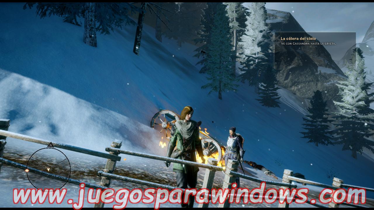 Dragon Age Inquisition Multilenguaje ESPAÑOL XBOX 360 (Región FREE) (COMPLEX) 20