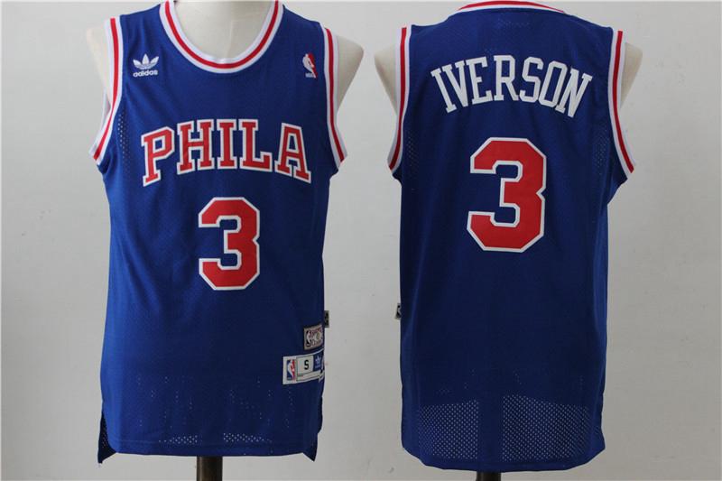 meet 81517 b646a cheap sports jerseys wholesale: Philadelphia 76ers Allen ...