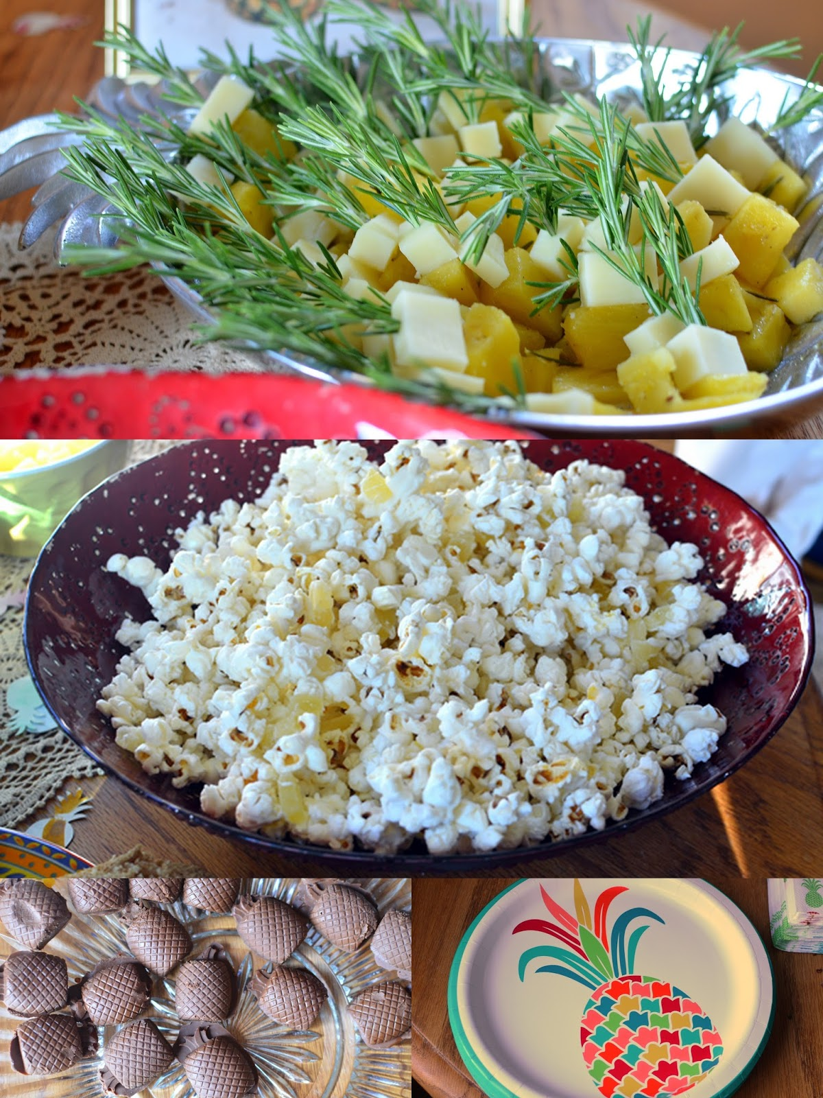pineapple party food