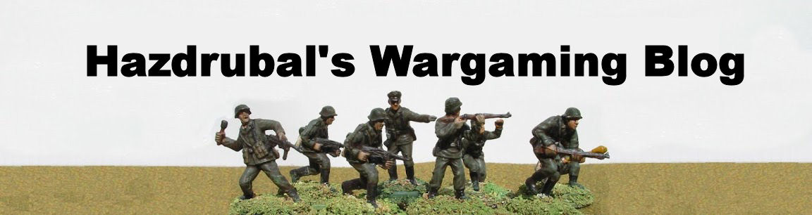 Hazdrubal's Wargaming Blog