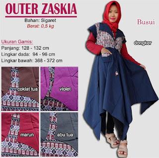 Outer Zaskia model terbaru