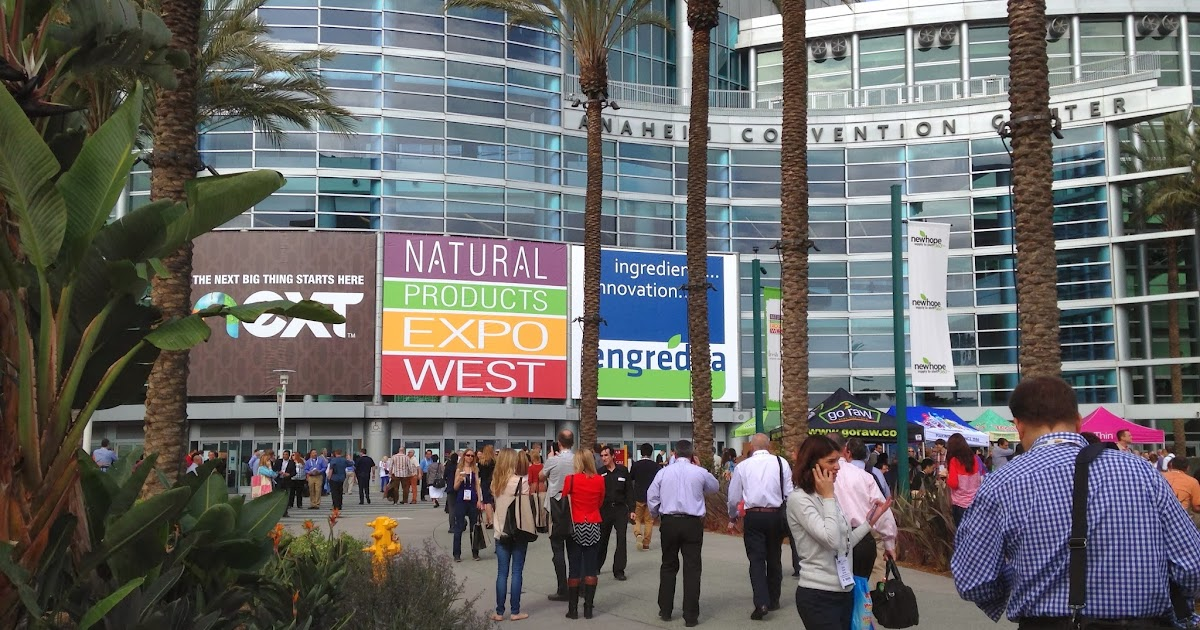 Natural Products Expo Anaheim May