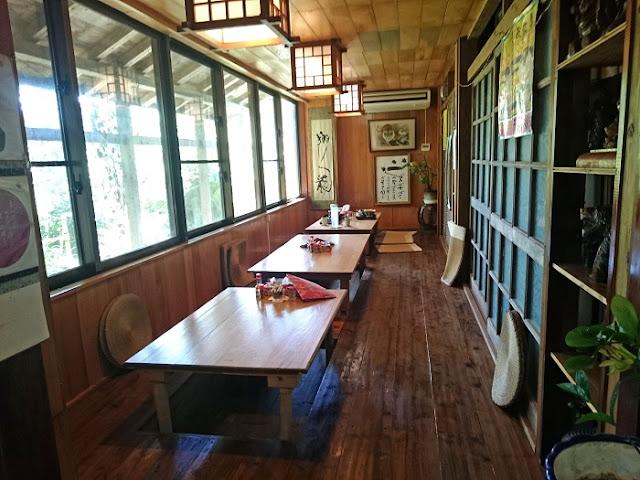 沖縄そばと郷土料理の店 悠愉樹庵の店内の写真