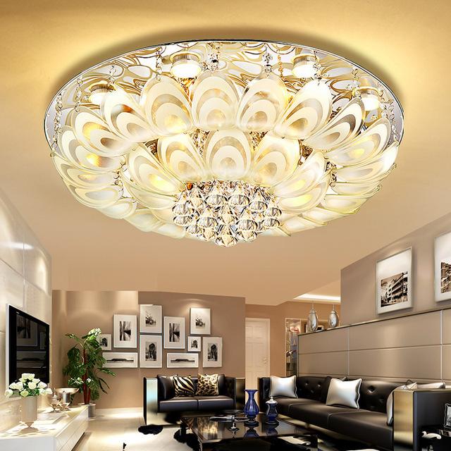 Giới thiệu địa chỉ bán đèn mâm ốp trần phòng khách giá rẻ tại Hà Nội