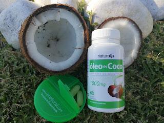 Óleo de Coco Naturalia