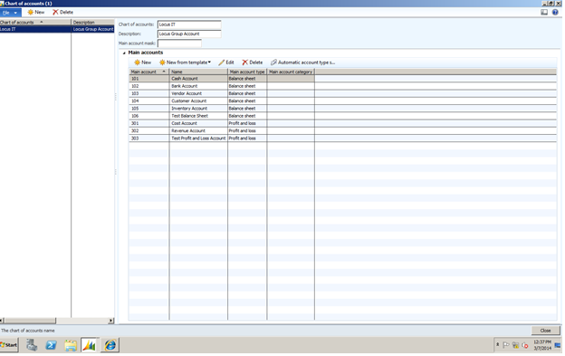 AX Guru: Basic Setup For Creating a New Organization AX 2012