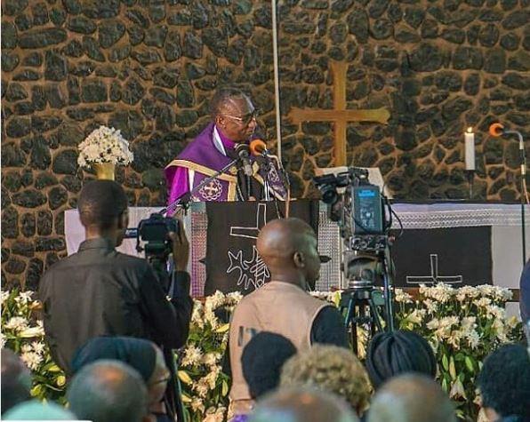 Msiba wa Mengi: Askofu Shoo Atoa Somo kwa Viongozi