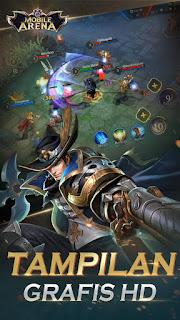 Download Mobile Arena - Action MOBA Apk
