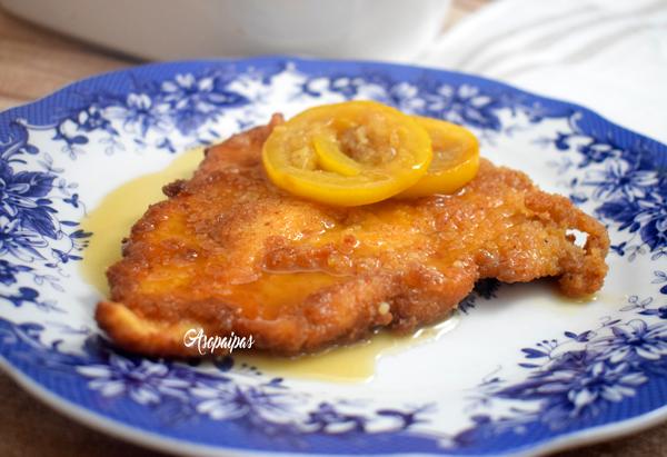 Pollo al lim n chino v deo receta asopaipas recetas de cocina casera - Pollo al limon isasaweis ...