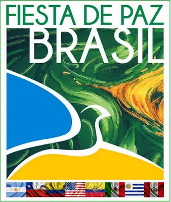 fiesta de paz brasil exposicion