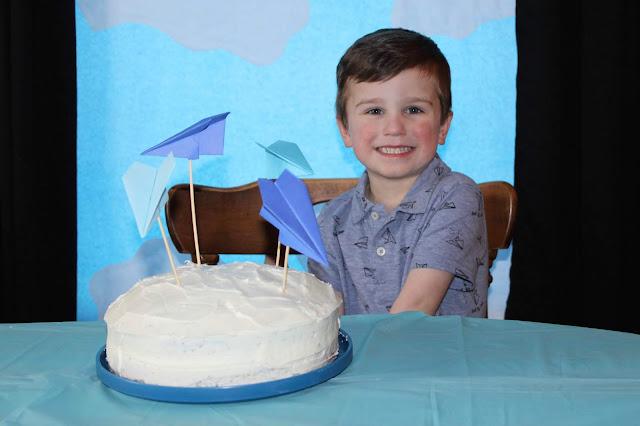 paper airplane party, airplane party, airplane cake, paper airplane cake,