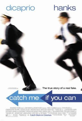 Poster Film Catch Me If You Can Biografi