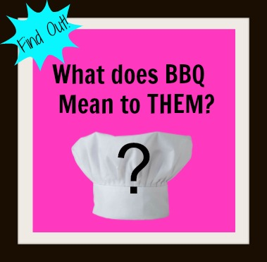 What does BBQ mean to you?