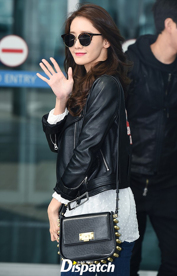 Snsd S Yoona Is On Her Way To China Snsd Oh Gg F X