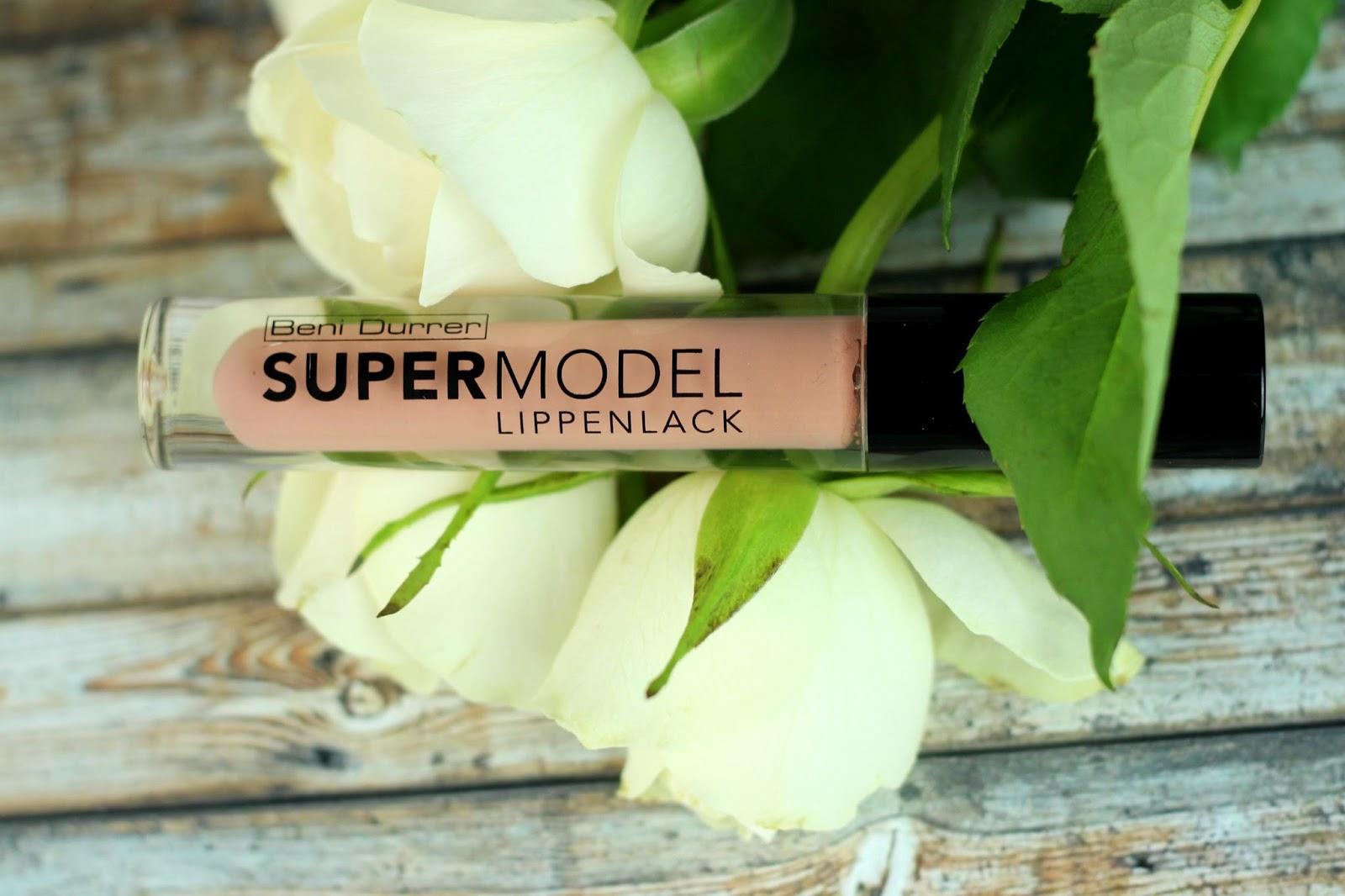 beni durrer, blogger club, blush, eyeshadow, karen, lidschatten, lipgloss, lippenstift, professionelles make-up, review, rosenholz, rouge, samt, sangria, storm, supermodel lippenlack, swatches, tragebilder,