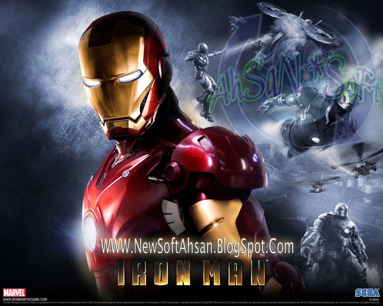 Free Online Iron Man Games