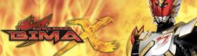 Mainan Bima X Satria Heroes
